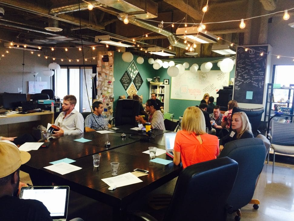 SEED SPOT, SEED SPOT CEO, Courtney Klein, cofounder, nonprofit, nonprofit board, phoenix, washington dc, global accelerator