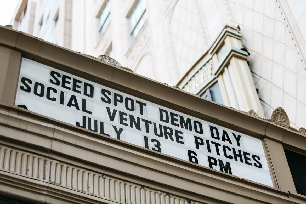SEED SPOT, DC, event, community, pitch, ventures, founders