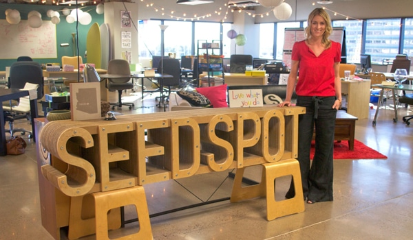 Courtney Klein, SEED SPOT, Phoenix Business Journal, Phoenix startup scene