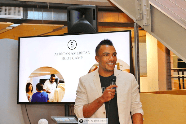 African American Boot Camp, diversity, inclusion, pitch party