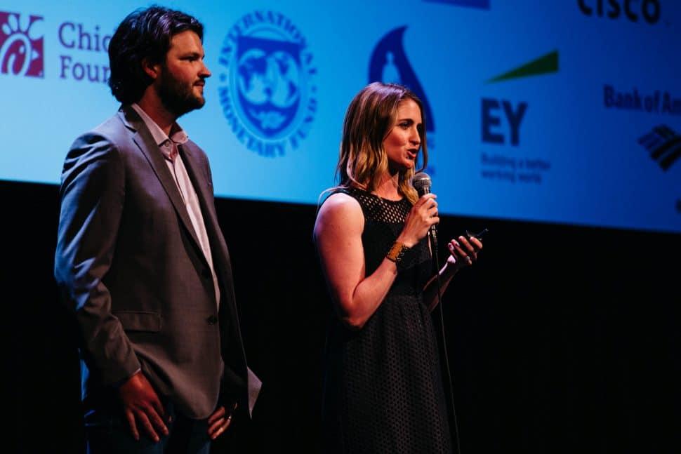 Courtney Klein, Cpher Gresham, Phoenix Business Journal, Phoenix startup scene