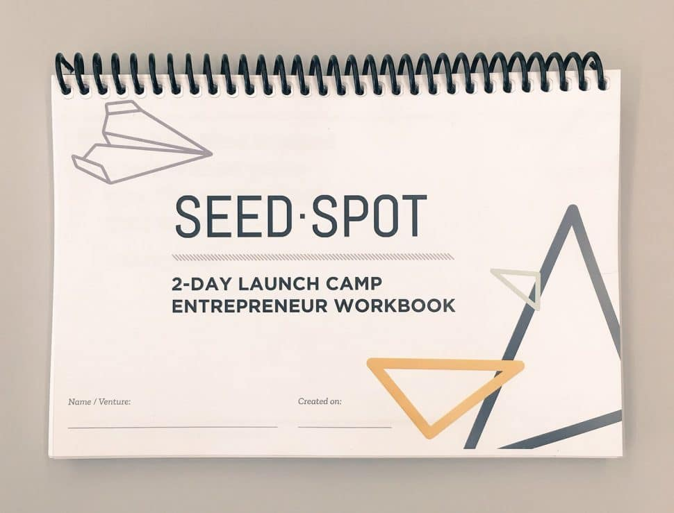 2-Day Launch Camps, SEED SPOT, Tampa Bay