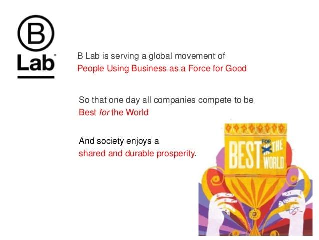 B Corporation®