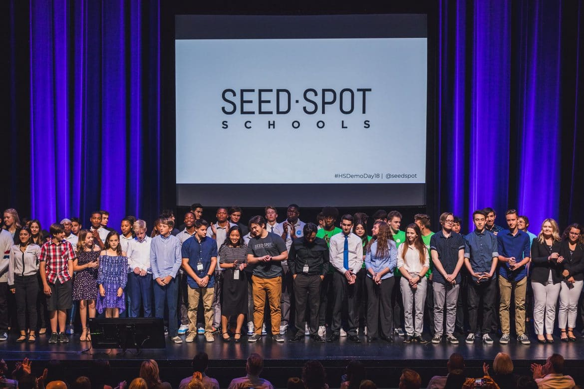 High School Demo Day