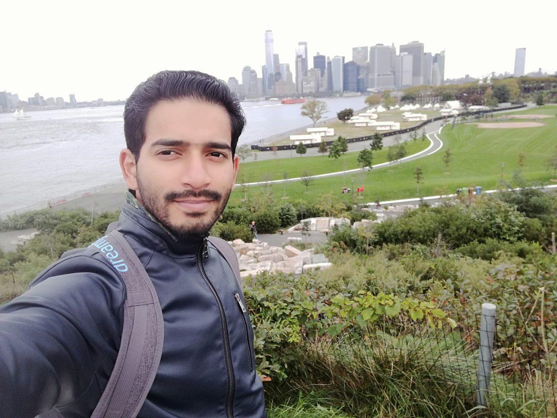 Ishaq Zaigum, Atlas Fellow, Measuring and Evaluation Fellow