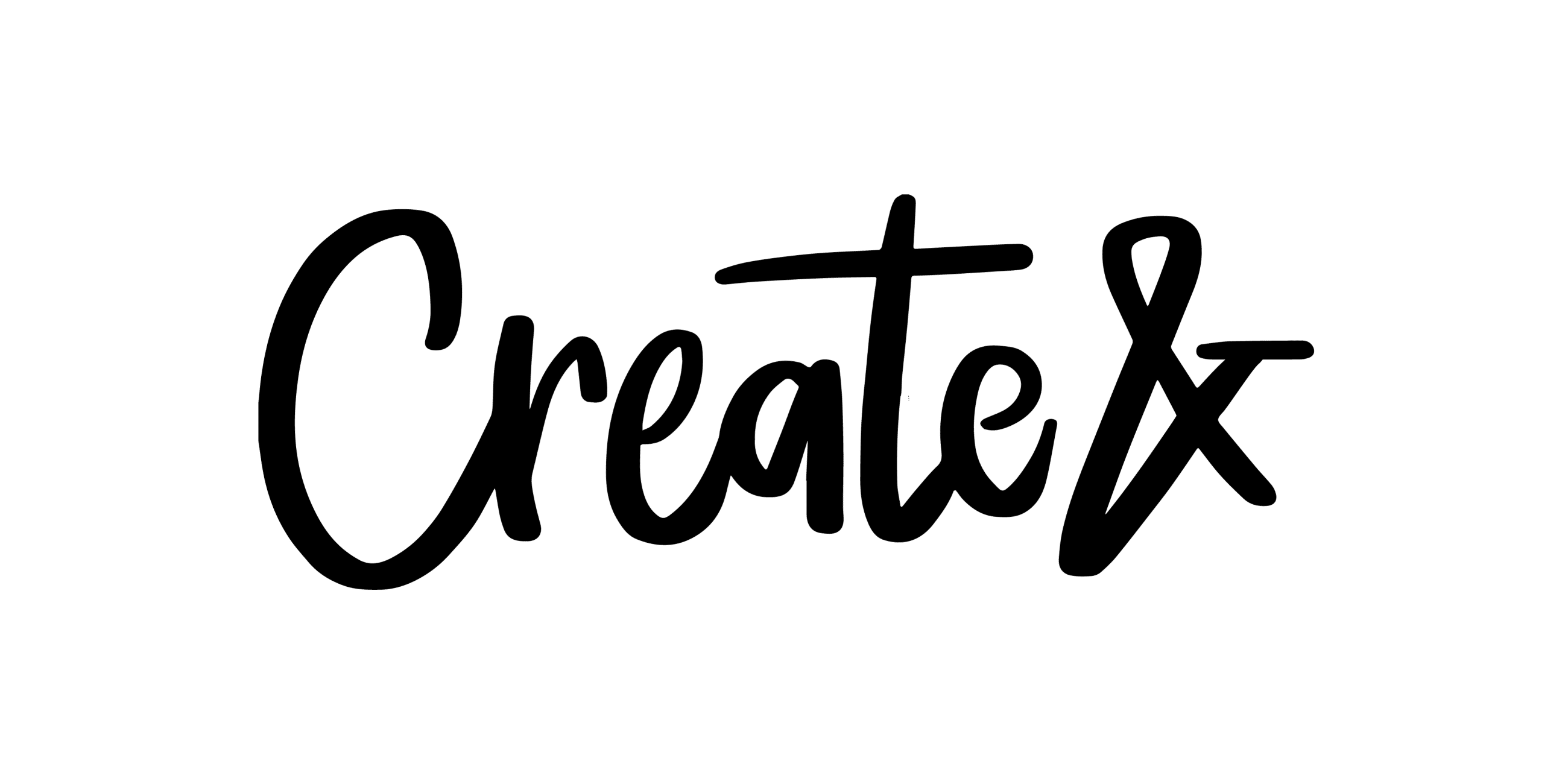#1Create& LOGO transparent
