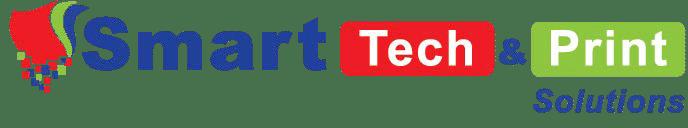 Smart Tech & Print Logo