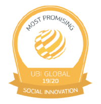 UBI Most Promising Social Innovation Icon